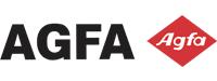 Logotipo Agfa