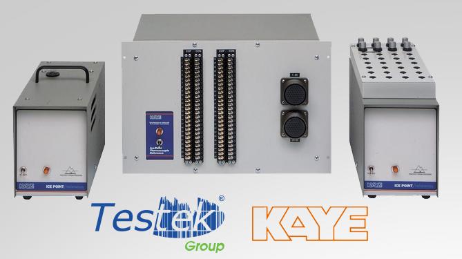 Medición de Temperatura de alta precisión Kaye2018