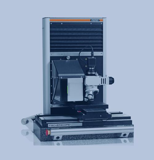 Medición de Espesor de Recubrimiento Fischer Fischerscope HM2000