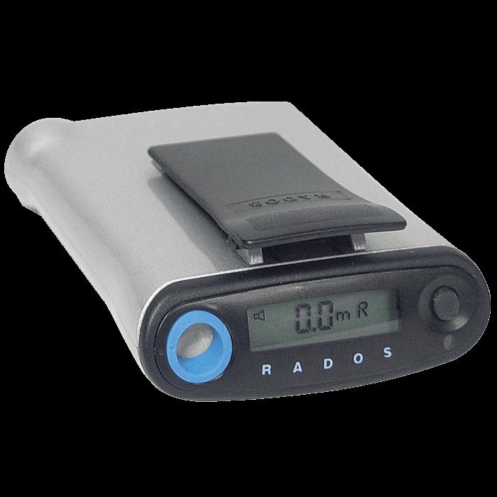 Monitoreo Exposición Personal Mirion RAD-60 Electronic Radiation Dosimeter