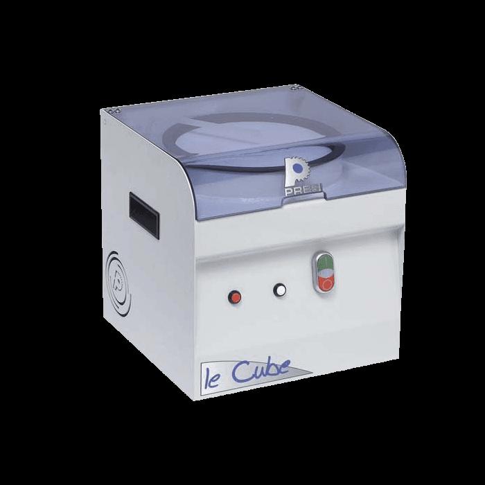 Maquinas de Pulido y Desbaste Presi Le Cube