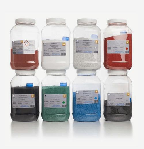 consumibles de metalografia Presi Resinas