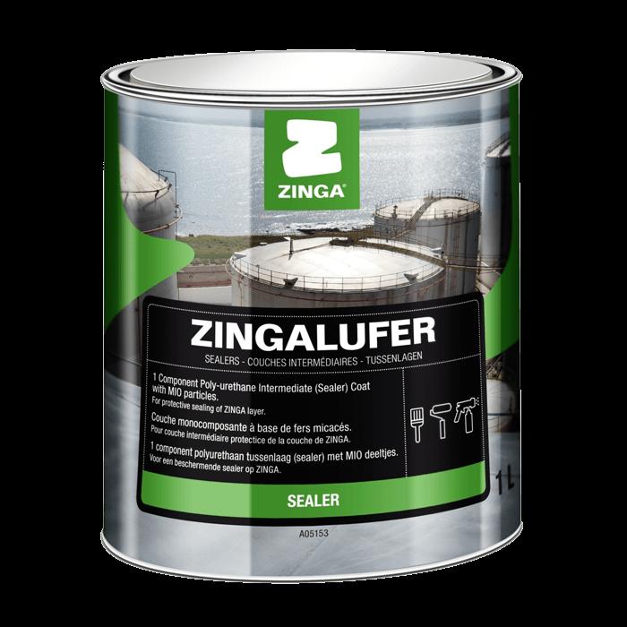 Selladores y Revestimientos Zinga Zingalufer