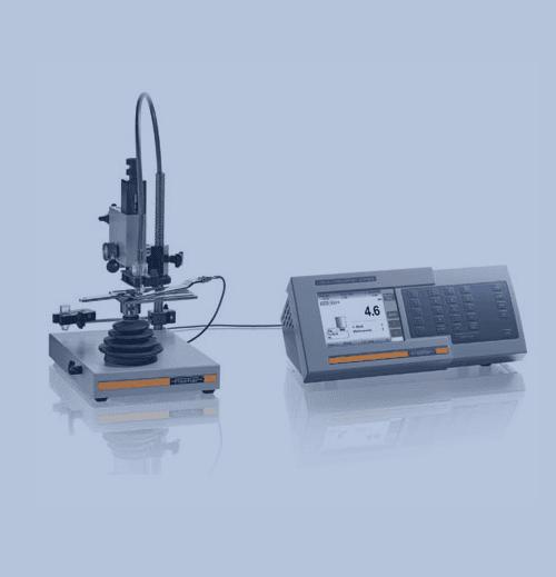 Medición de Espesor de Recubrimiento Fischer Couloscope CMS