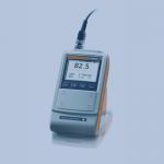 Medición de Espesor de Recubrimiento Fischer Deltascope FMP10