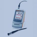 Medición de Espesor de Recubrimiento Fischer Dualscope FMP150