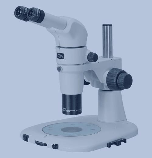 Microscopio Estereoscopico NIkon SMZ800
