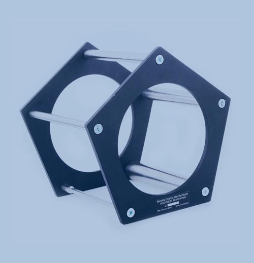 Medición de Espesor de Recubrimiento Productos Novotest Coating Mandrel Tester BEND-H1500