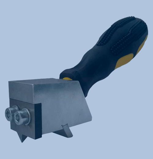 Medición de Espesor de Recubrimiento Novotest Coating Thickness Knife Tester TPN-2808