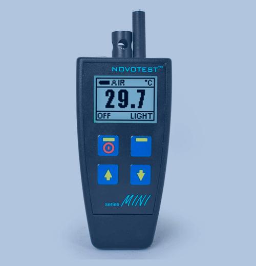 Medición de Espesor de Recubrimiento Novotest Dew Point Meter KTR-1