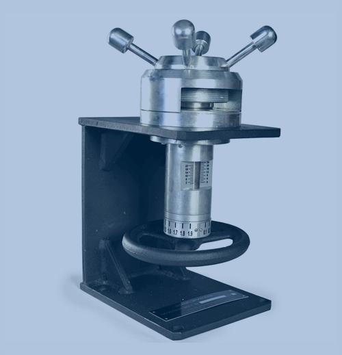 Medición de Espesor de Recubrimiento Novotest Erichsen Cupping Tester SE-1520