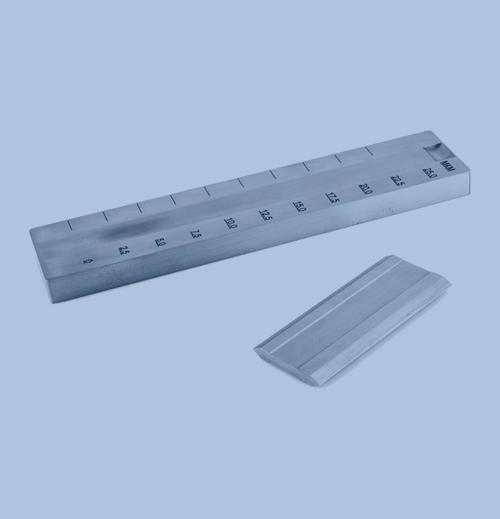 Medición Espesor de Recubrimiento Novotest Grindometer M-1524