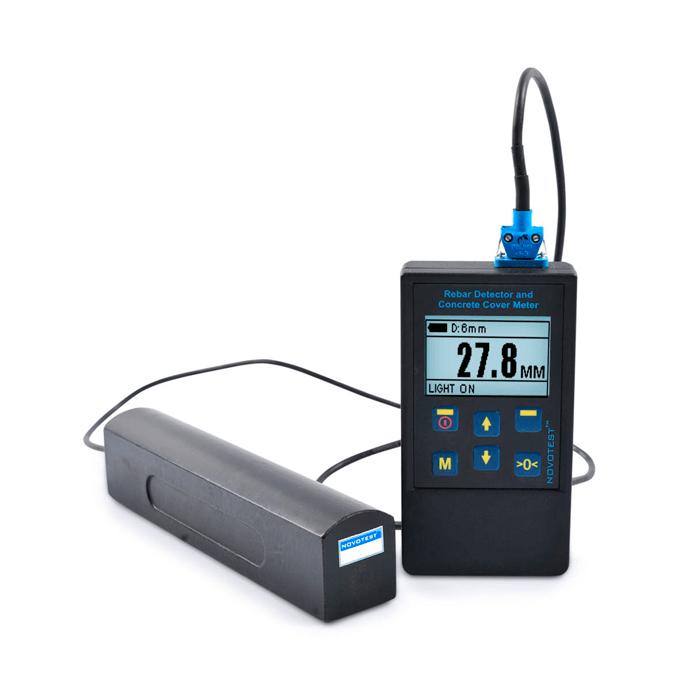 Análisis de Concreto Novotest Rebar Detector