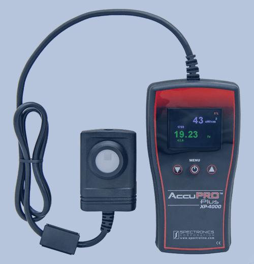 Spectroline-Radiometros Fotometros-GrupoTestek-Industry