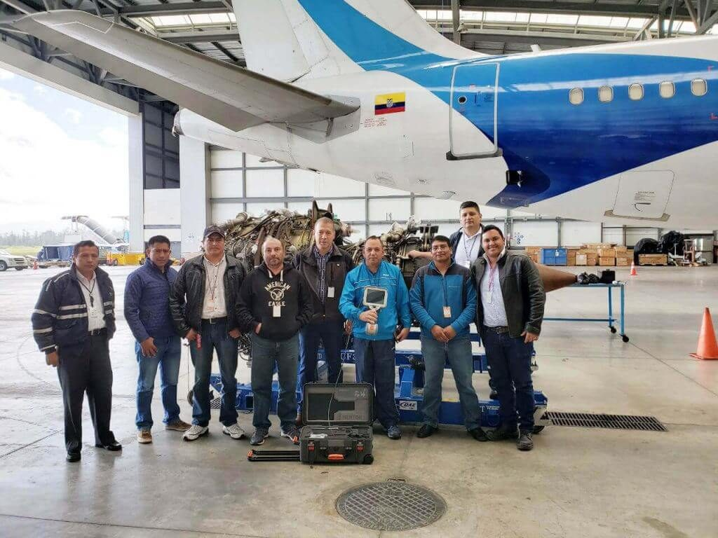 RVI Grupo Testek & Baker Hughes a GE Company