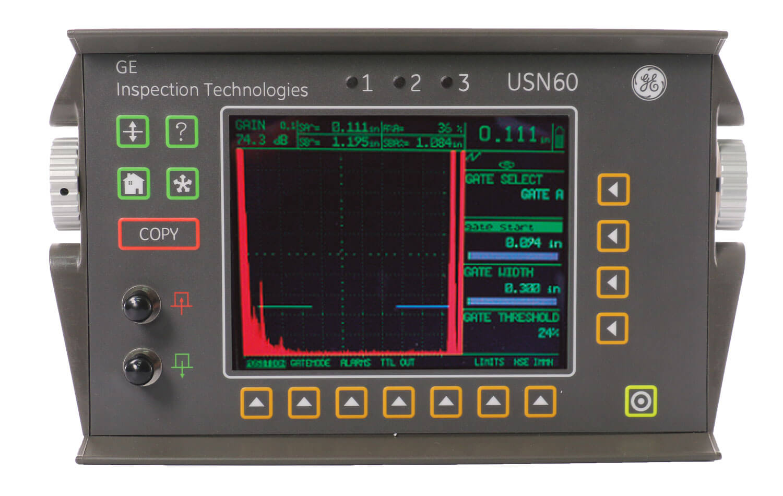Ultrasonido Productos GE Krautkramer USN 60