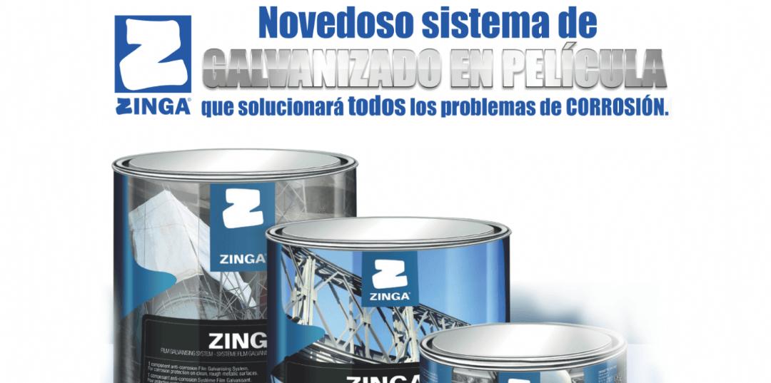 Características y Ventajas de ZINGA - Grupo Testek Industry