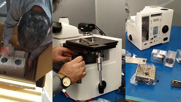 venta de microscopio nikon