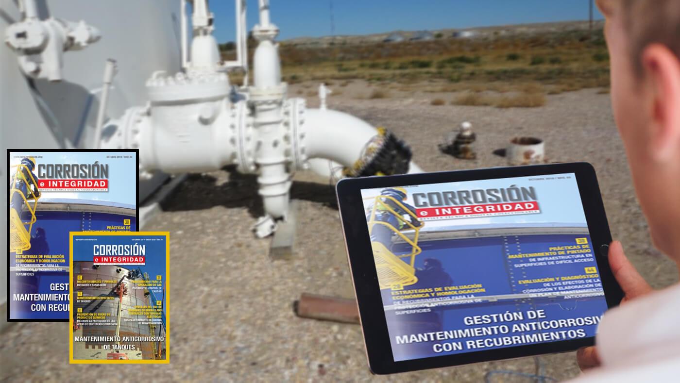 LRUT propuesto por Grupo-Testek-en-la-revista-latinoamericana-Corrosión-e-Integridad